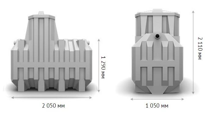 Термит Трансформер 2,5 S