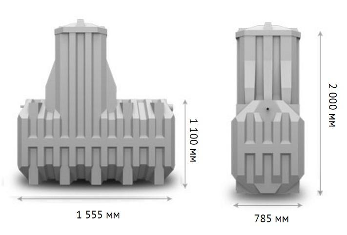 Термит Трансформер 1,3 PR