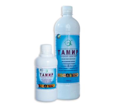 Тамир, бактерии для септика